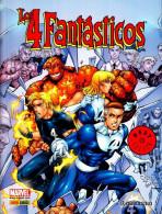 Best Sellers: Los 4 Fantásticos