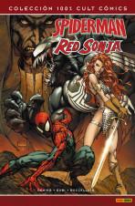 100% Cult Comics. Spiderman & Red Sonja