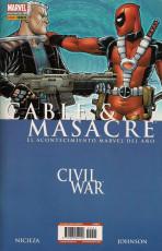 Civil War: Cable & Masacre