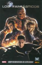 Los 4 Fantásticos: Adaptación oficial de la película