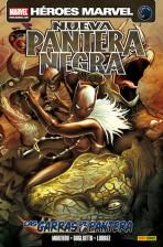 Nueva Pantera Negra: Las garras de la pantera