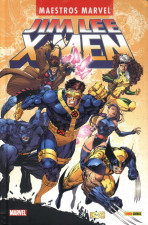 Maestros Marvel: Jim Lee. X-Men