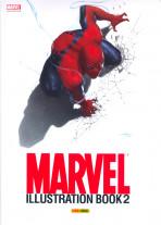 Marvel Illustration Book 2