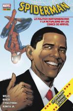 Spiderman: La política en los cómics Marvel