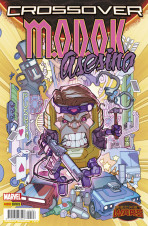 Secret Wars: Crossover 6 - M.O.D.O.K. Asesino