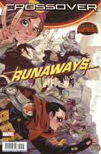 Secret Wars: Crossover 7 - Runaways