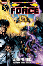 Contra-X: X-Force