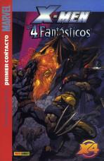 X-Men / Los 4 Fantásticos: Primer contacto