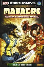 Masacre contra el Universo Marvel