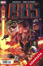 Marvel: 1985 Vol.1 - Completa -
