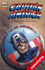 Marvel Gold. Capitán América de Roger Stern y John Byrne Vol.1 - Completa -