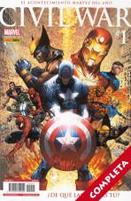 Civil War Vol.1 - Completa -