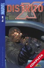 Distrito X Vol.1 - Completa -