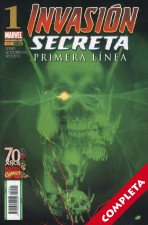 Invasión Secreta: Primera Línea Vol.1 - Completa -