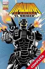 Marvel Gold. Máquina de Guerra: El Origen Vol.1 - Completa -