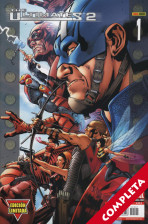 The Ultimates 2 Vol.1 - Completa -