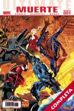 Ultimate Comics: Muerte Vol.1 - Completa -