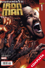 Ultimate Iron Man Vol.1 - Completa -