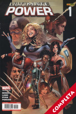 Ultimate Power Vol.1 - Completa -