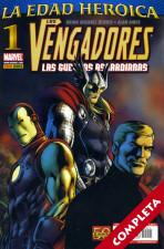 Los Vengadores: Las guerras asgardianas Vol.1 - Completa -