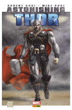 Marvel Graphic Novels. Astonishing Thor