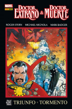Marvel Graphic Novels. Doctor Extraño & Dr. Muerte: Triunfo y Tormento