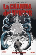 Marvel Graphic Novels. La Guarida Del Horror: H.P. Lovecraft