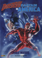 Marvel Graphic Novels. Daredevil & Capitán América: Doble Muerte