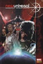 Marvel Graphic Novels. Newuniversal