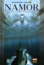 Marvel Graphic Novels. Namor: En las profundidades