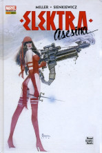 Marvel Graphic Novels. Elektra Asesina