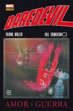Marvel Graphic Novels. Daredevil: Amor y Guerra