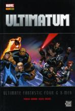 Marvel Graphic Novels. Ultimatum: Ultimate Fantastic Four & X-Men