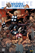 Marvel Graphic Novels. Ultimate Comics: Nuevos Ultimates