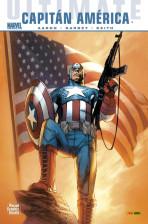 Marvel Graphic Novels. Ultimate Comics: Capitán América