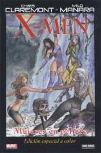 Marvel Graphic Novels. X-Men: Mujeres en Peligro (Color)