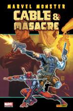 Marvel Monster. Cable & Masacre Vol.1 nº 2