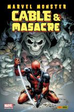 Marvel Monster. Cable & Masacre Vol.1 nº 3