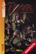 Marvel Style: Thor - Jóvenes Guerreros Vol.1 - Completa -