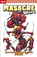 100% Marvel. Masacre Corps Vol.1 nº 1