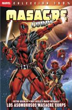 100% Marvel. Masacre Corps Vol.1 nº 3