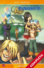 100% Marvel. Runaways Vol.1 - Completa -
