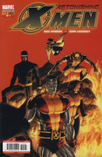 Astonishing X-Men Vol.2 nº 1