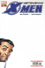 Astonishing X-Men Vol.2 nº 5