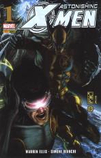 Astonishing X-Men Vol.3 nº 1