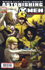 Astonishing X-Men Vol.3 nº 14