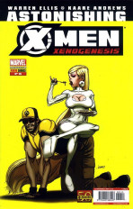 Astonishing X-Men Vol.3 nº 15