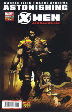Astonishing X-Men Vol.3 nº 16