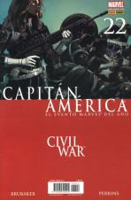 Capitán América Vol.7 nº 22