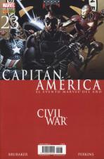 Capitán América Vol.7 nº 23
